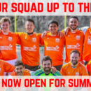 Registration now open for Summer Leagues!