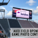 Inaugural Games at Audi Field Photo Contest