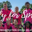 Spring Registration Opens 2/6!