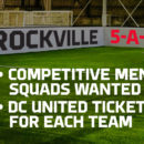 Unite the District Tournament Series: Rockville 5-a-side