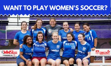 Play Women's 7v7 Saturday Soccer This Summer!