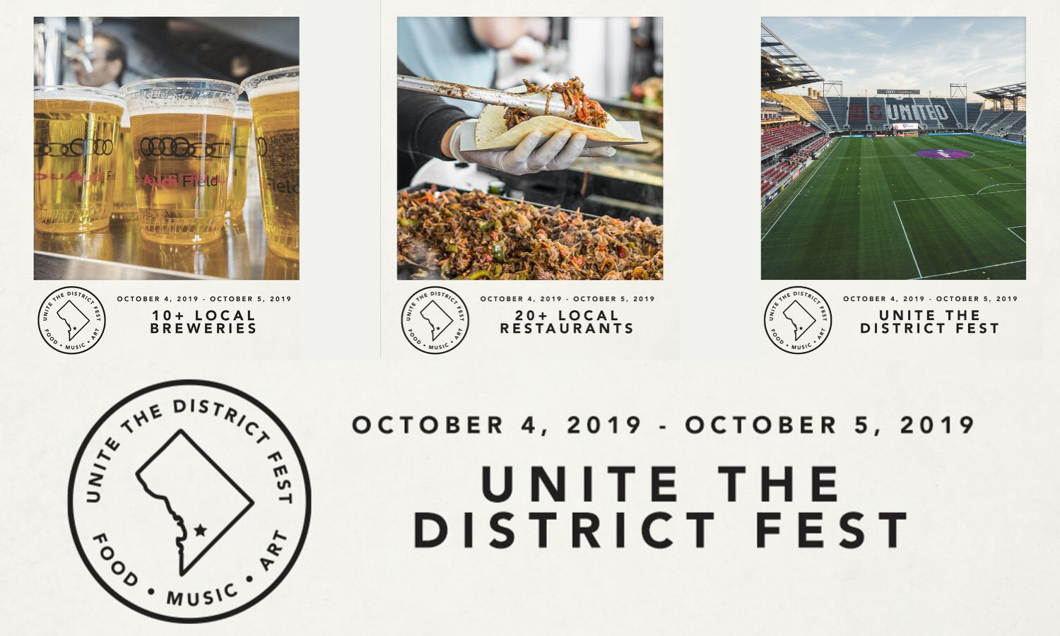 Unite the District Fest