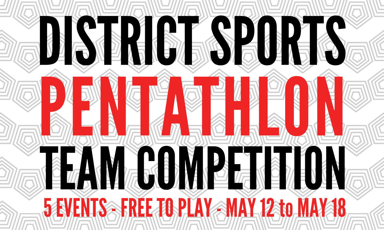 District Sports Pentathlon