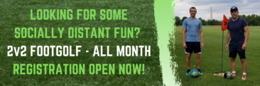 August Footgolf Registration Now Open!