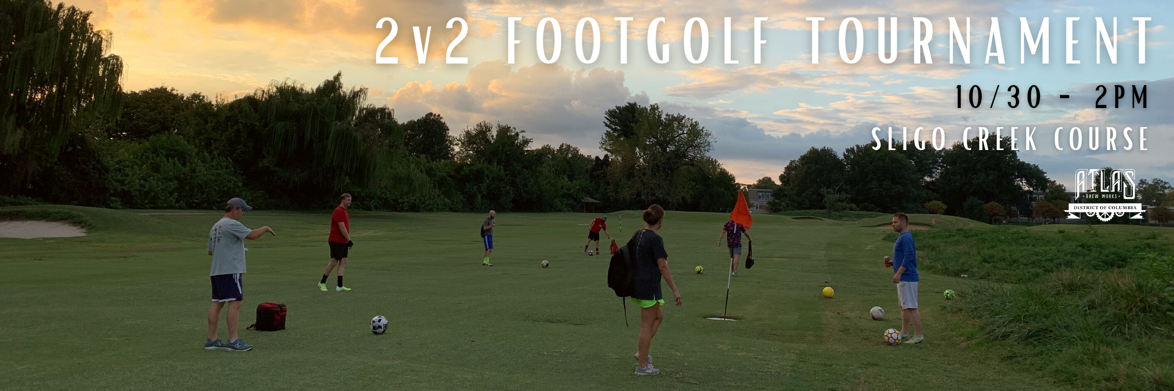 Saturday Afternoon Footgolf Tournament