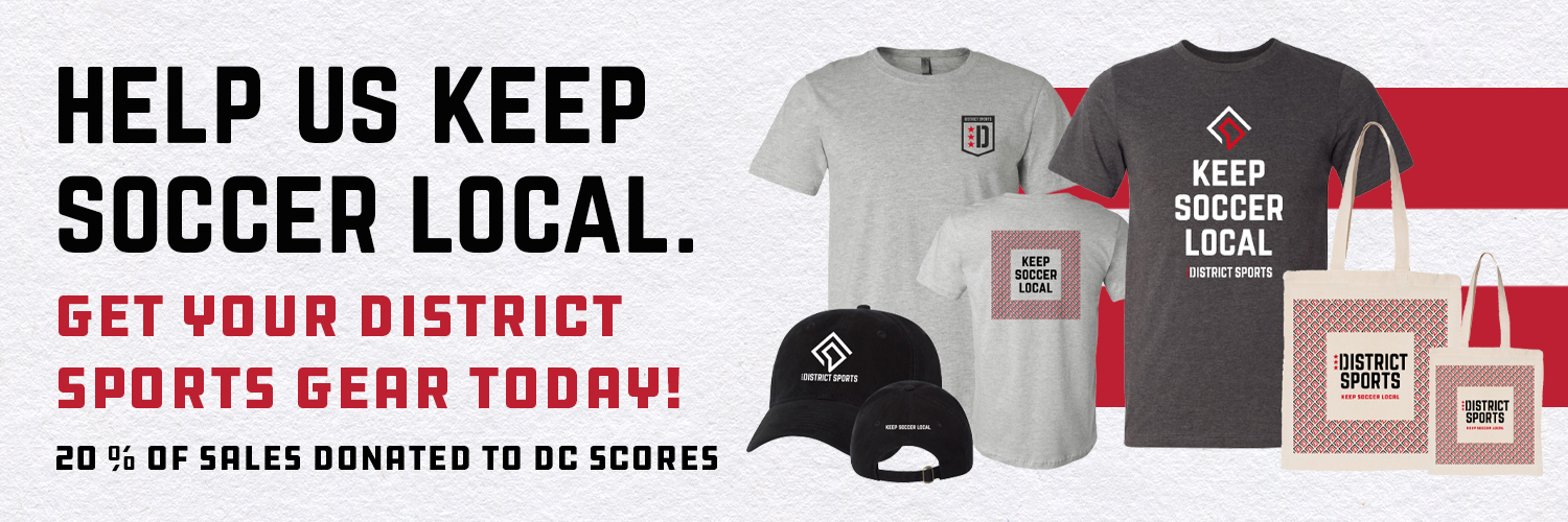 Get Your Keep Soccer Local merch today…